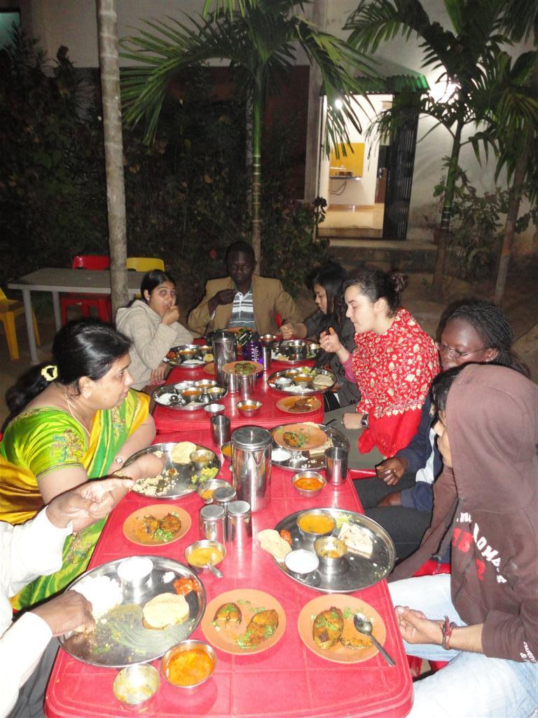 Indiška vakarienė